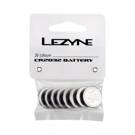 8 PACKS BATT LITHIUM CR2032
